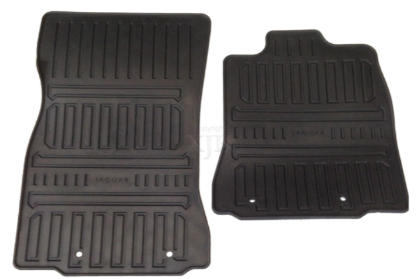 Jaguar X351 Rubber Mat Set